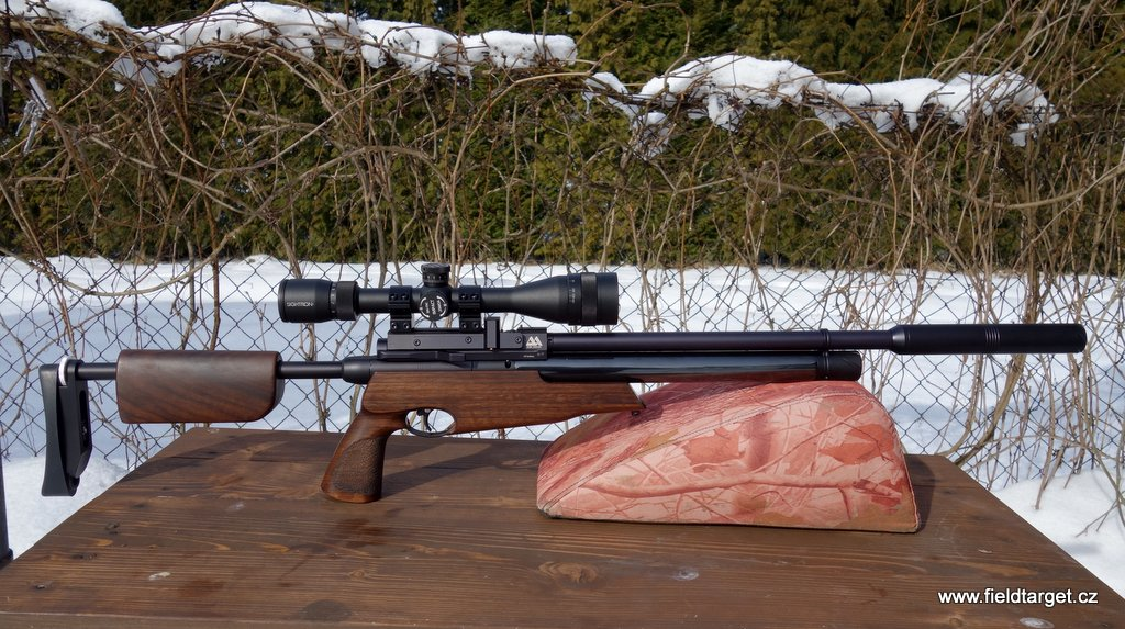 AirArms TDR 016