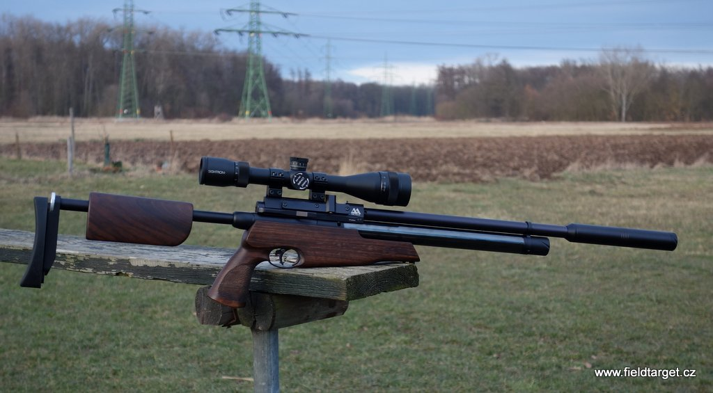 AirArms TDR 039