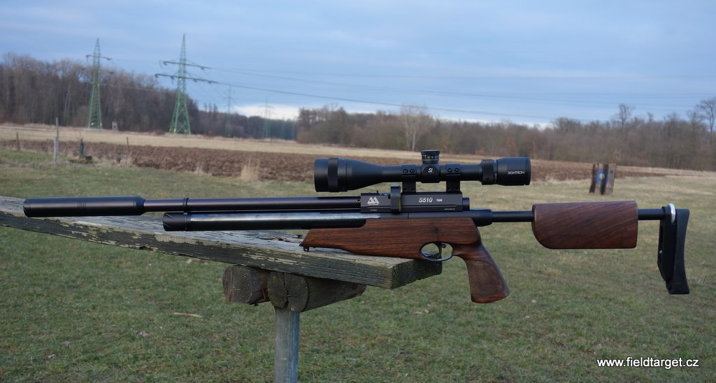 AirArms TDR 040