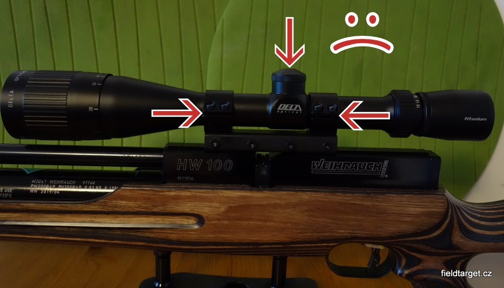 How to riflescope mount 002