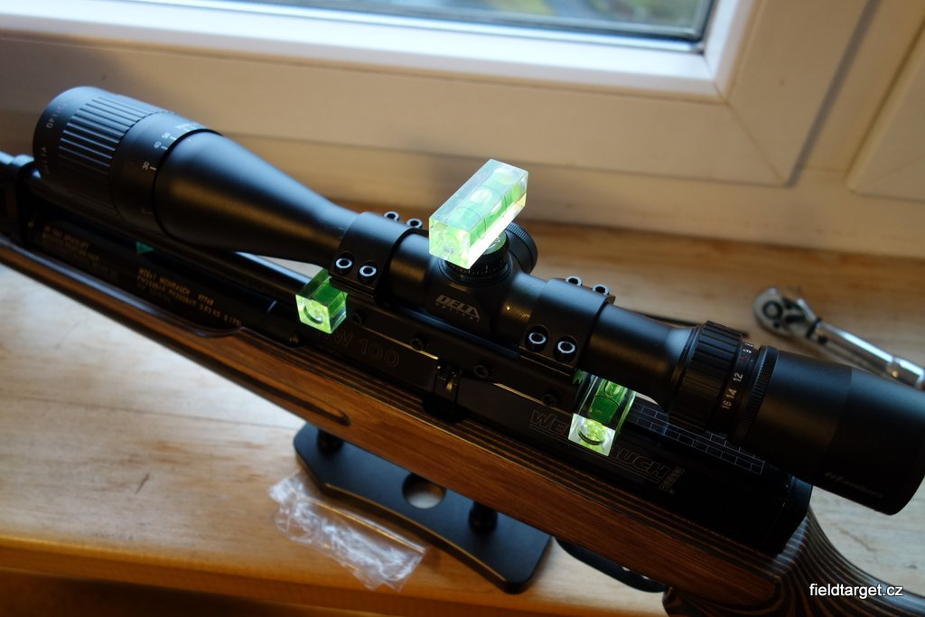 How to riflescope mount 008