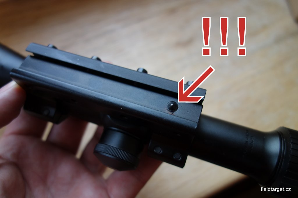 How to riflescope mount