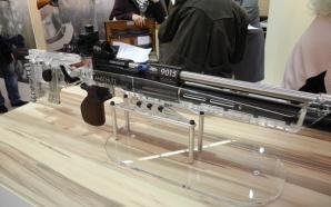 IWA 2016 - Airguns část 1.