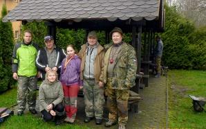 Pohár Hunterów 10.04.2016 - Polsko