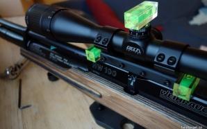 Montáž puškohledu